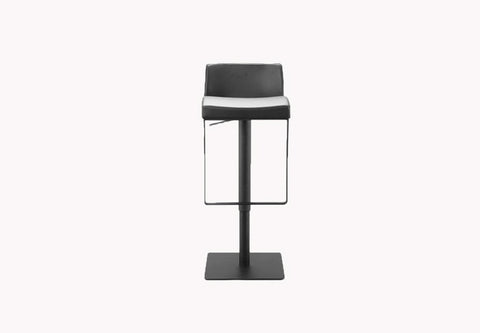 Astro Hydraulic Bar Stool - Grey