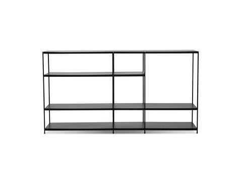 Etta Black Shelf - Small