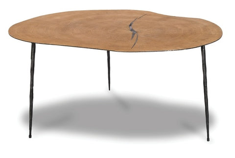 Oakley Reclaimed Tall Coffee Table