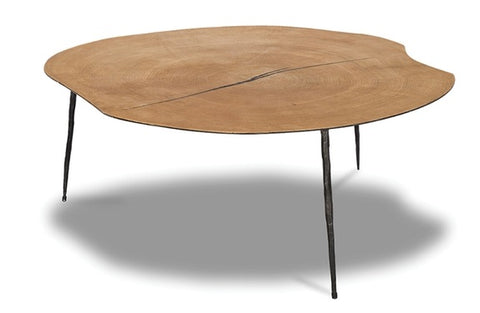 Oakley Reclaimed Low Coffee Table