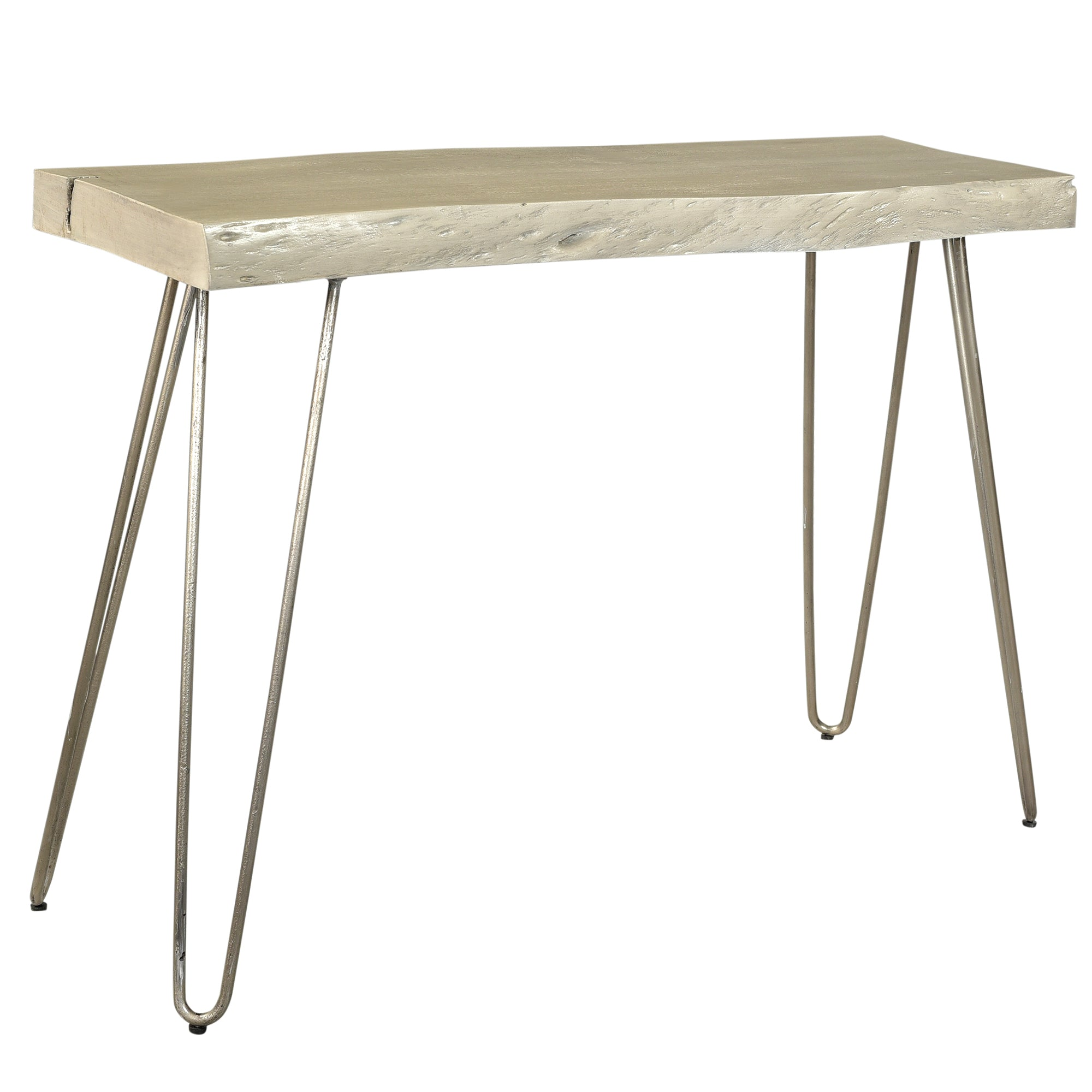 Nila Console Table - Light Grey
