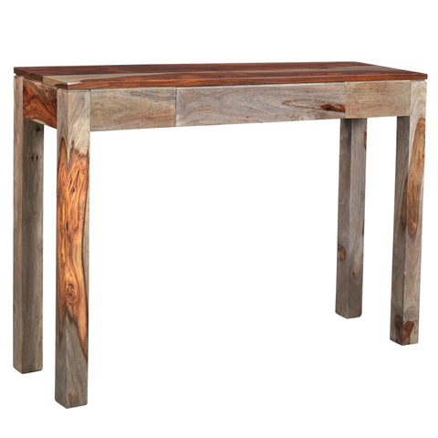 Idris Grey Console Table