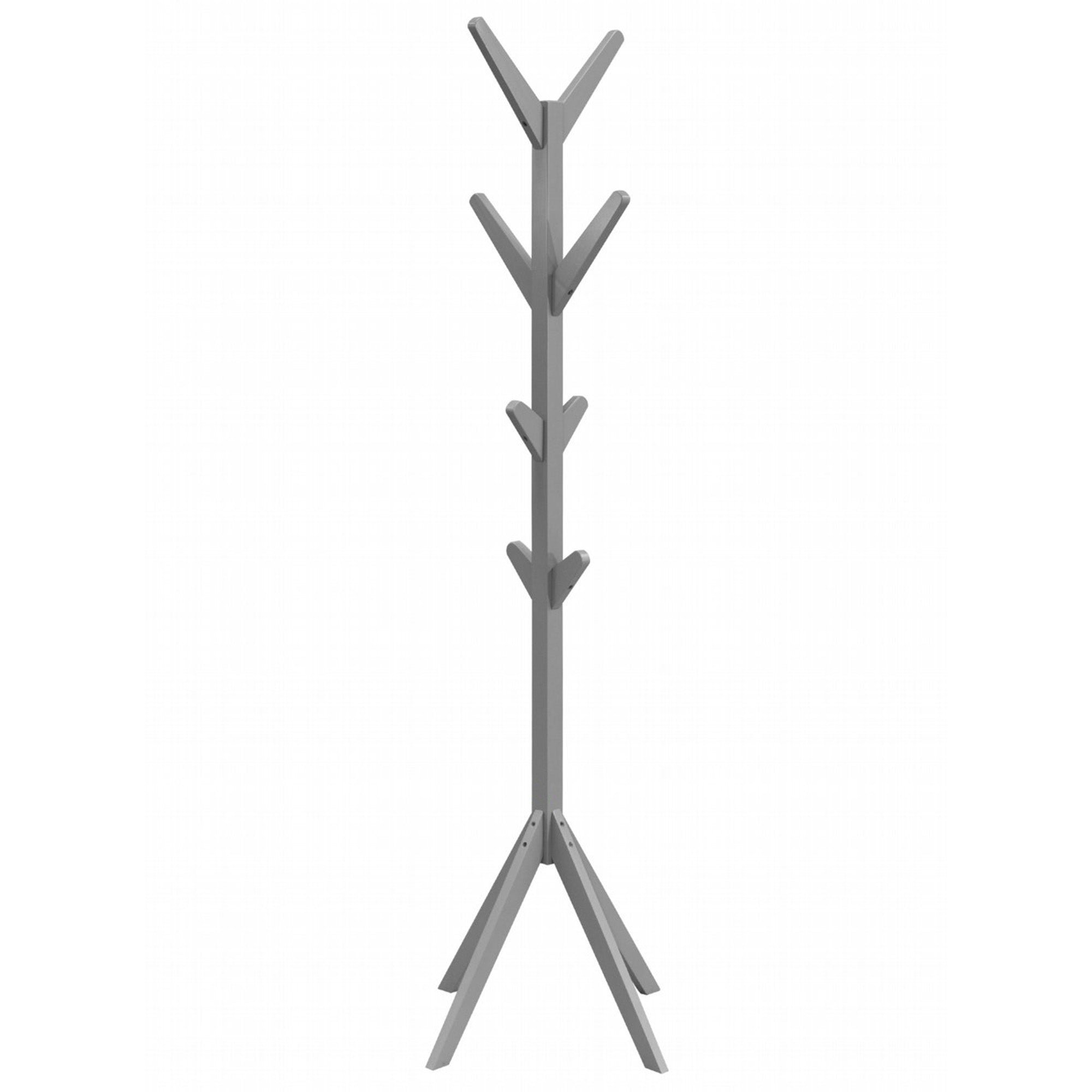 Zayn Coat Rack - Grey