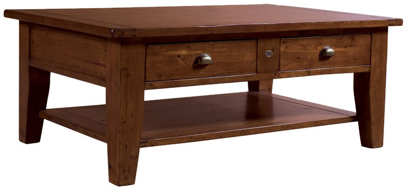 Irish Coast Regular Coffee Table - African Dusk