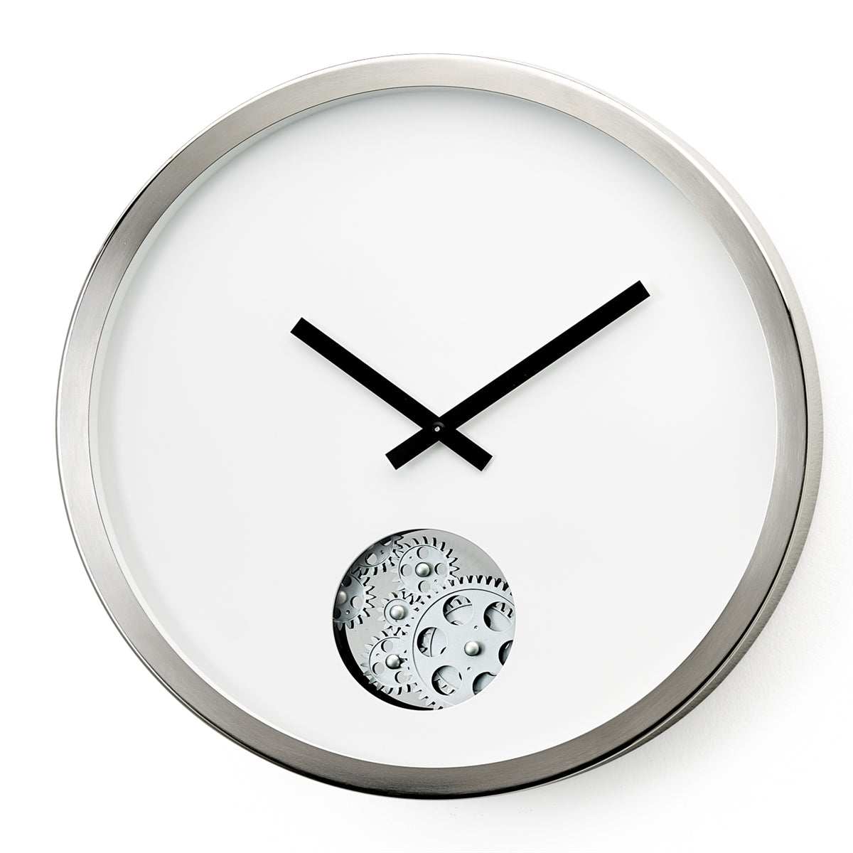 Industry Circle Gear Wall Clock