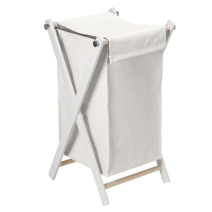 Bergson Folding Laundry Hamper
