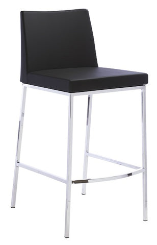Aelta Hero Counter Stool - Black