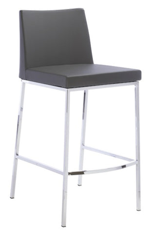 Aelta Hero Counter Stool - Grey