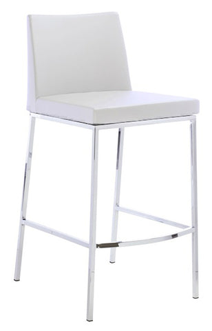Aelta Hero Counter Stool - White