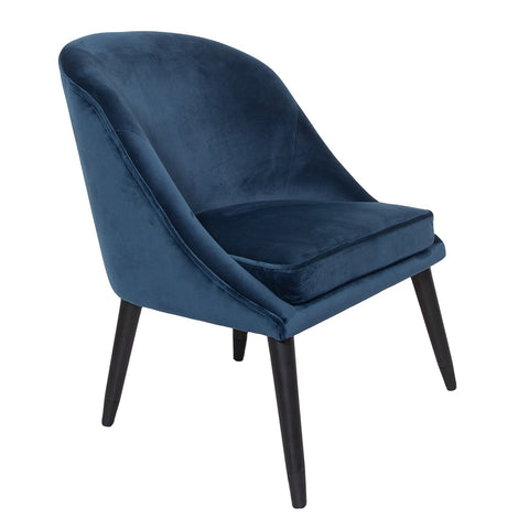 #SALE! Bree Chair – Ink Blue