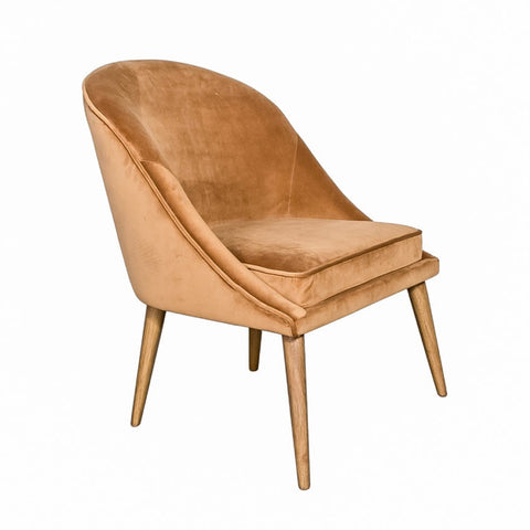 Bree Chair – Cognac
