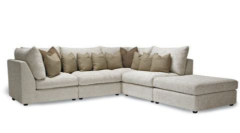 Terminal Sectional Sofa - Custom Made