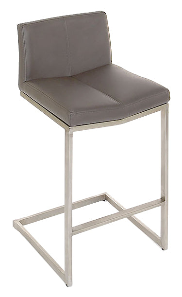 Cee Counter Stool - Grey