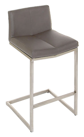 Cee Bar Stool - Grey