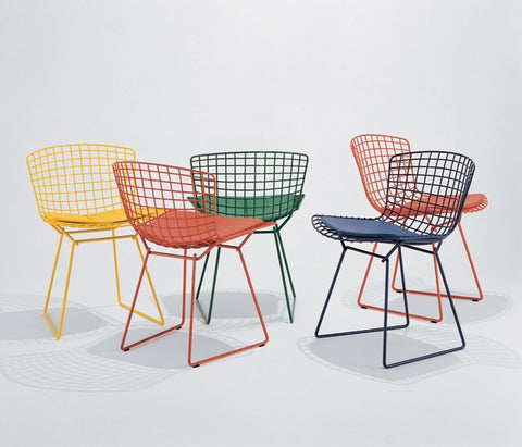 Bert Chair - Chrome
