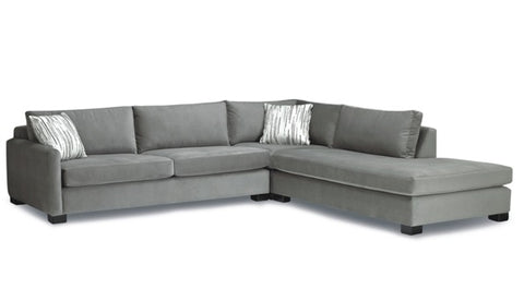 Howe Sectional Sofa - Custom Made