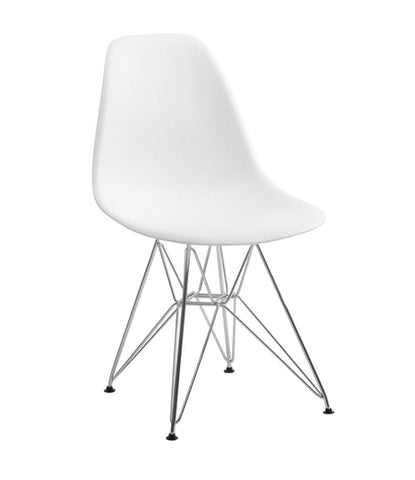 #SALE! Eiffel Chair with Metal Base