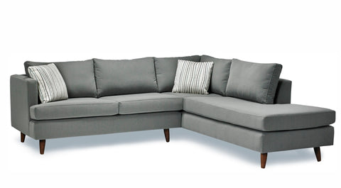 Vine Sectional Sofa - Custom Made