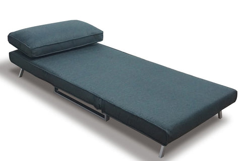 #SALE! Ergos Chair Bed - Dark Grey