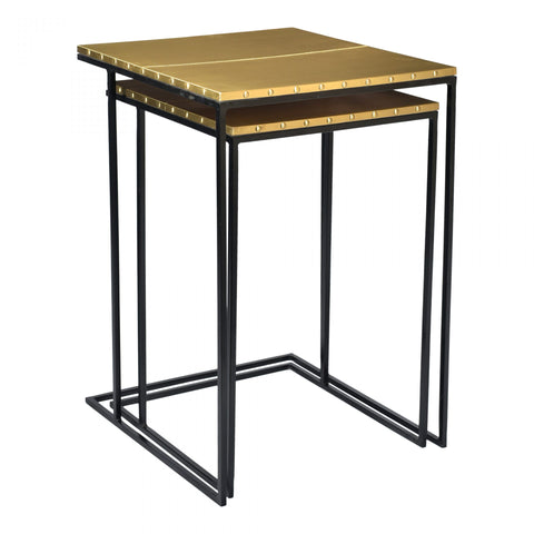 Rivet Nesting Tables - Set of 2