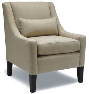 York Occasional Chair - Custom Fabric