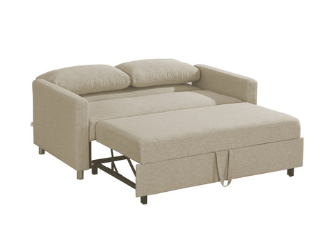 Inca Queen Sofa Bed - Beige