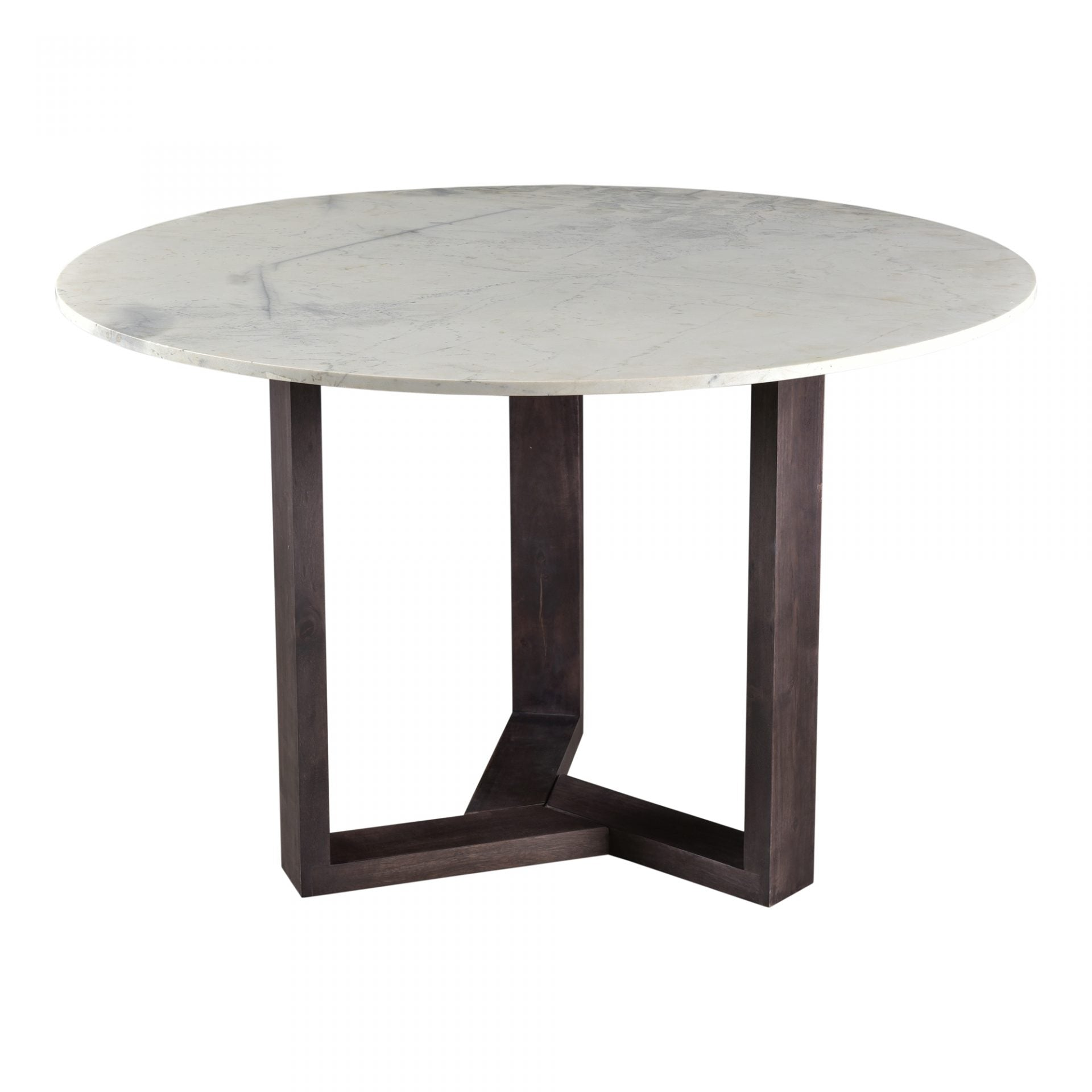 Jinxx Dining Table - Charcoal Grey