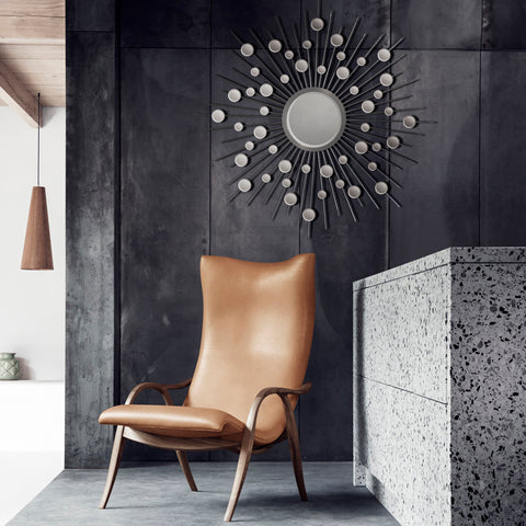 Starburst Wall Mirror