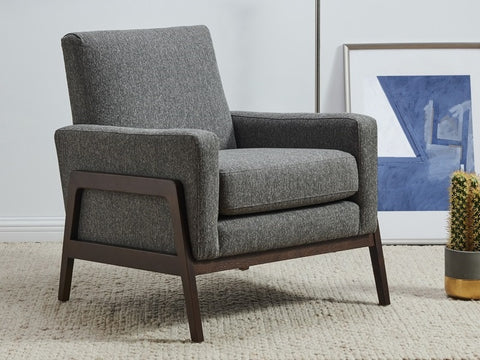 Jayce Accent Chair - Loop Blackbird