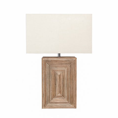 Laval Square Table Lamp