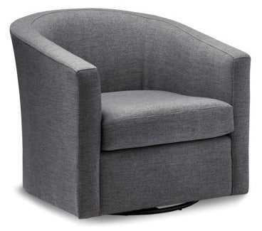 Sheridan Swivel Arm Chair - Custom Made