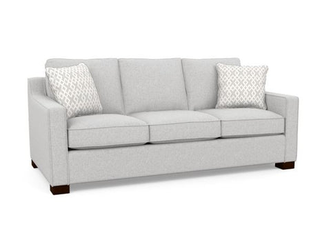 Burrard Sofa Bed (Dove) - Custom Made