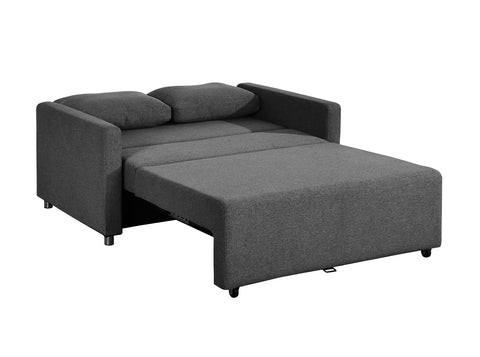 Maya Sofa Bed in Dark Grey