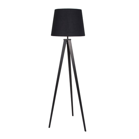 Nixon Floor Lamp – Black