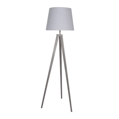 Nixon Floor Lamp – Grey