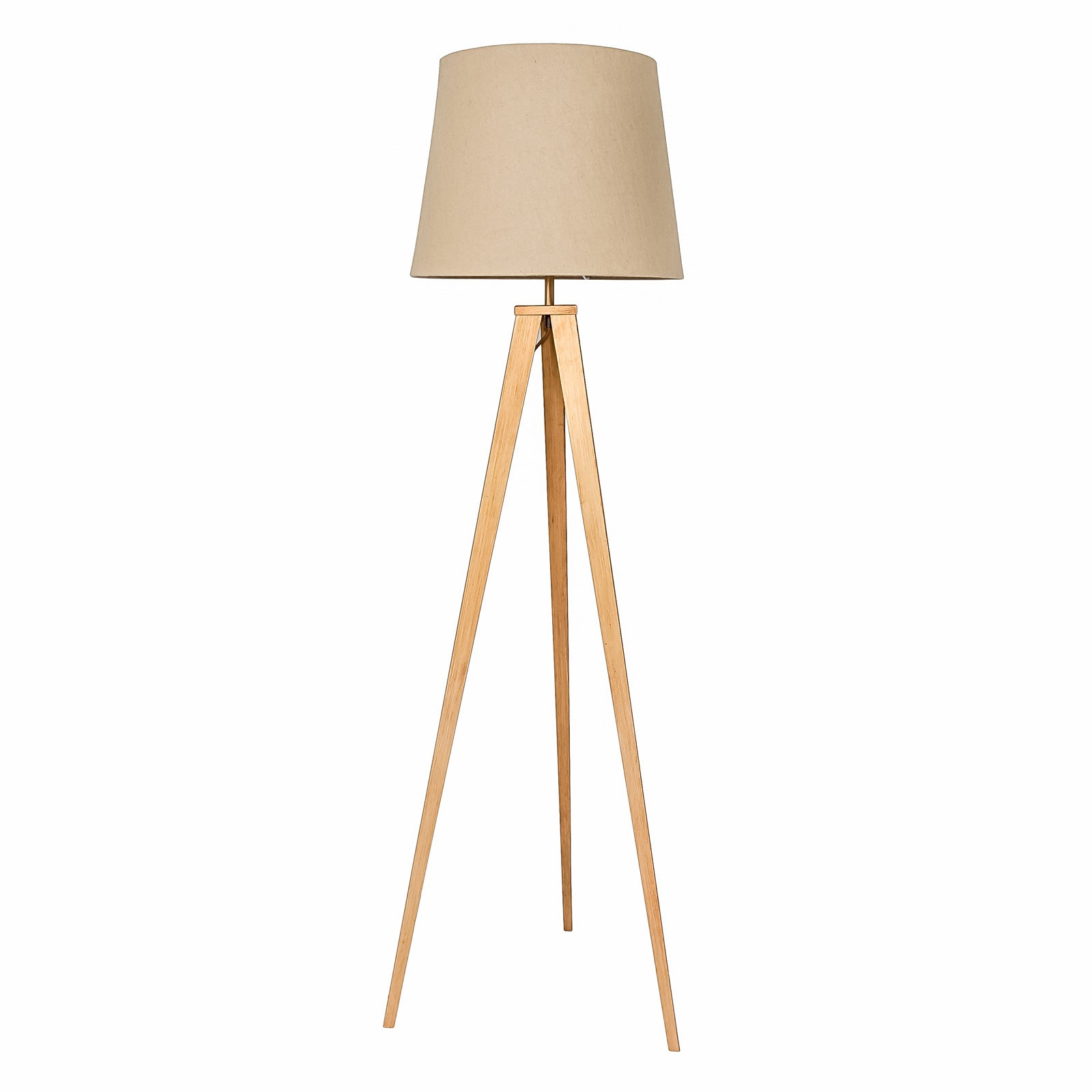 Nixon Floor Lamp – Gold
