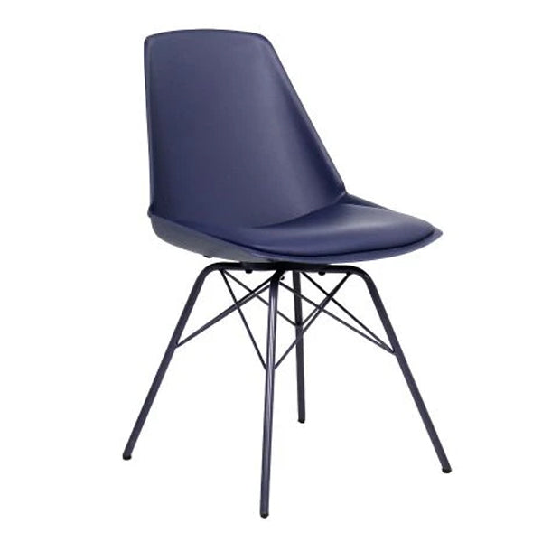 Angel Chair - Navy Blue