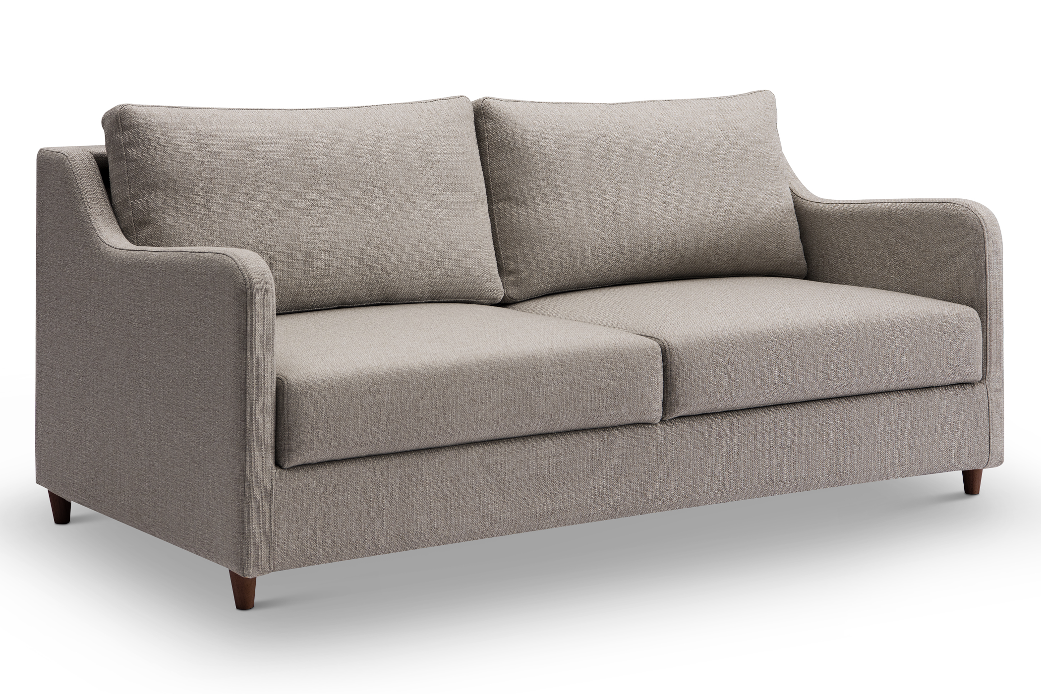 Noble Sofa Bed - Light Grey