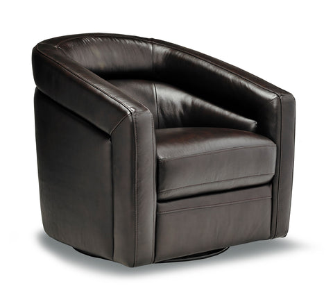Florida Swivel Chair - Brown