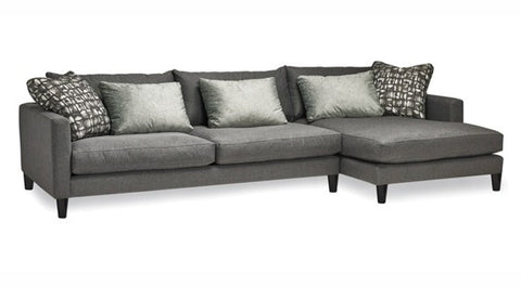 Manitoba Sectional Sofa - Custom Made