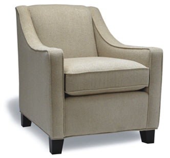 Arbutus Arm Chair - Custom Fabric