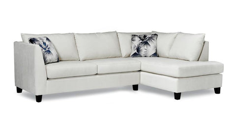 McGill Sectional Sofa - Custom Made