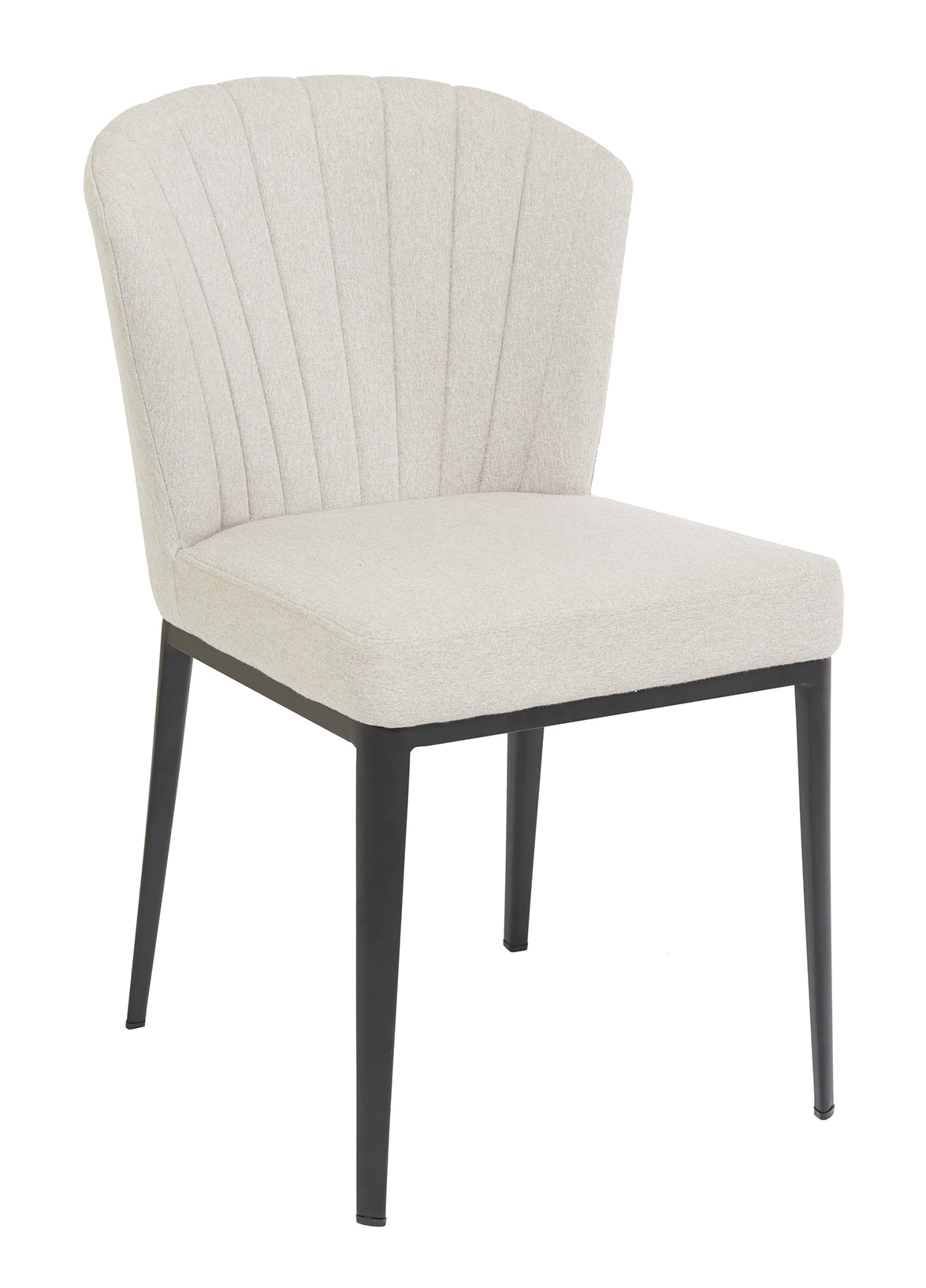 Sea Shell Dining Chair - Dove