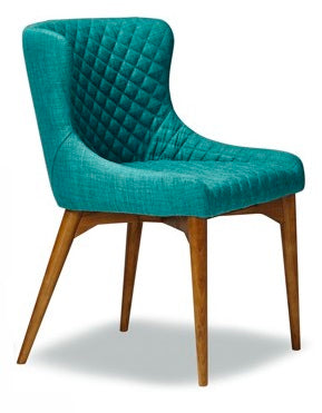 Seafair Dining Chair - Teal