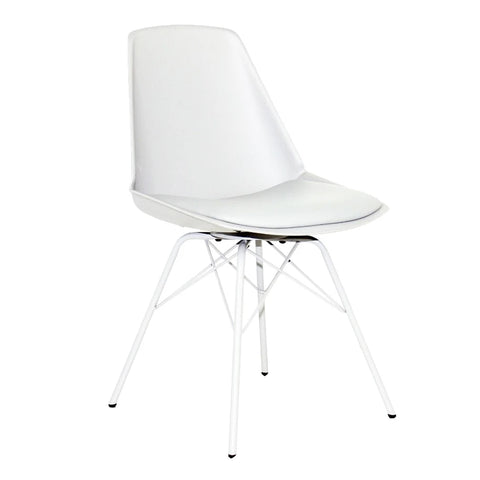 Angel Chair - White