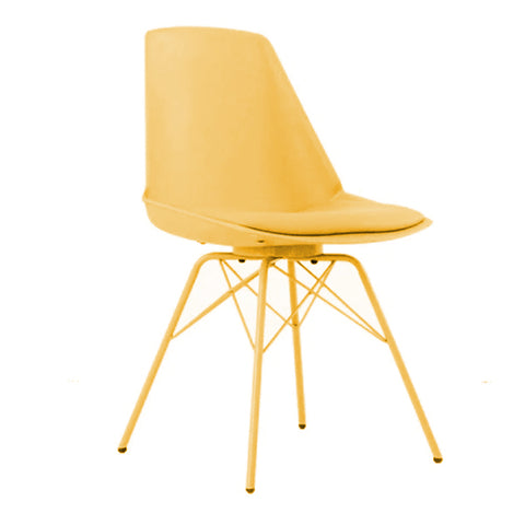 Angel Chair - Yellow