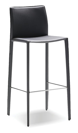 Zak Counter Stool - Black