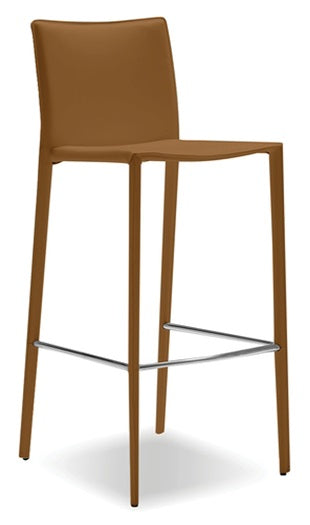 Zak Counter Stool - Caramel