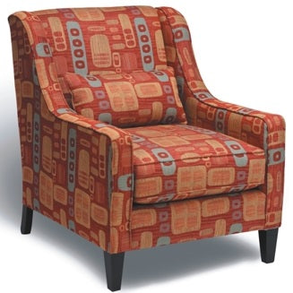Templeton Arm Chair - Custom Fabric