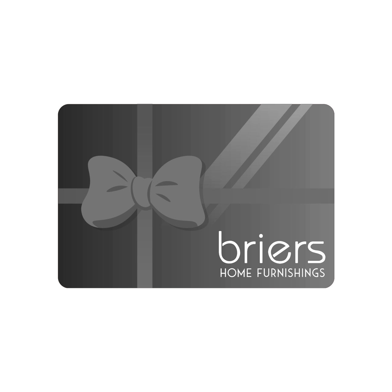 #Briers Gift Card